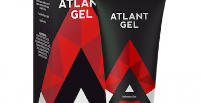 Atlant Gel – Φυσική Ενίσχυση του Ανδρισμού