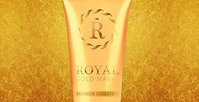 Royal Gold Mask – Αστραφτερό και Λαμπερό Δέρμα!