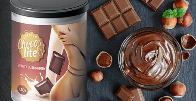 ChocoLite – Σοκολάτα για να τονώσετε το σώμα σας