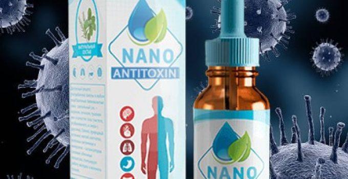 Anti Toxin Nano – Τονώνει, καθαρίζει και αναζωογονεί το σώμα από τα παράσιτα!