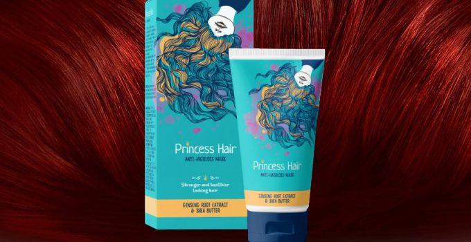Princess Hair – Λαμπερά και πλούσια μαλλιά!
